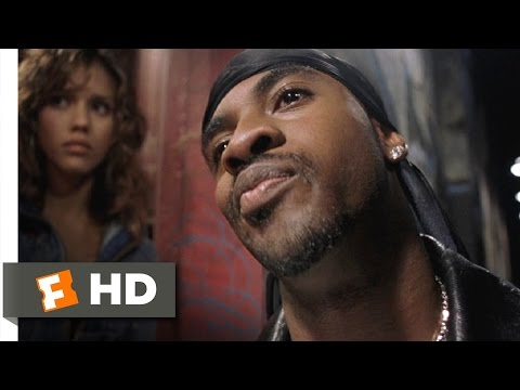 Honey (6/10) Movie CLIP - Chaz Saves Honey (2003) HD
