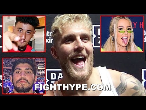Jake Paul vs. AnEsonGib fight results, highlights: Paul dismantles ...