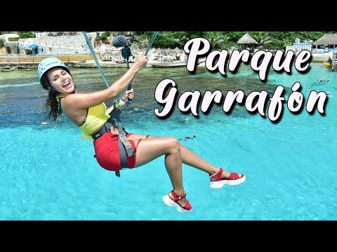 PARQUE  GARRAFON Isla Mujeres Tour VIP TE ENCANTARÁ!!