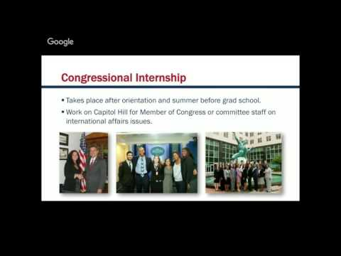 Charles B. Rangel Graduate Fellowship Informational Overview