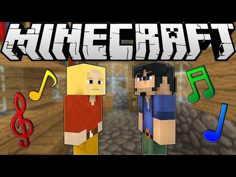 The Road To Village(Minecraft Parody of El...