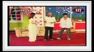 Akram Udass best performance and super funny jokes with,Sakhawat Naaz full funny comedy clips