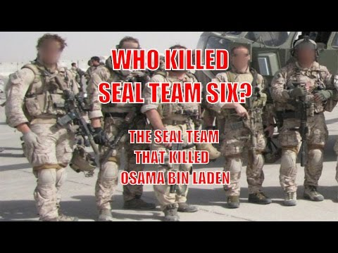 What Happened to 15 Members of SEAL Team 6 in Afghanistan? 2014