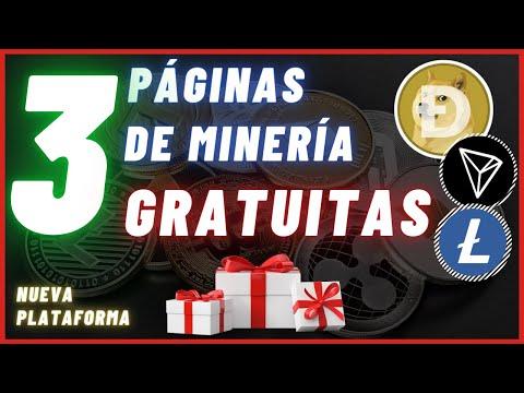 🔮 Te ENSEÑO  3 PÁGINAS Para *MINAR CRIPTOMONEDAS* 🤑  GRATIS Y AUTOMÁTICO ( ✅ FUNCIONA ) 2021 ⏱