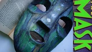 Как сделать маску Локи из фильма Маска. THE MASK