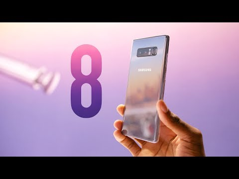 Download Youtube: Samsung Galaxy Note 8 Impressions!