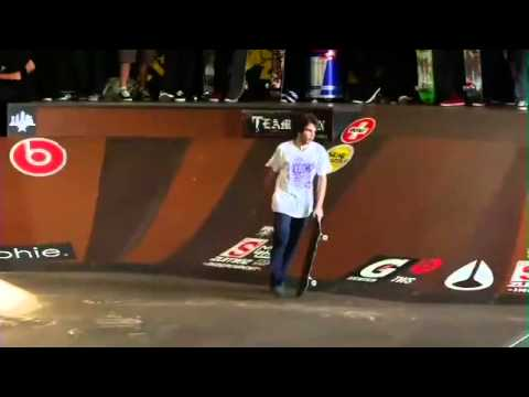 Tampa Am 2012 Live Broadcast  Semi Finals Heat Two, Moat Race, and Finals on Vimeo clip86
