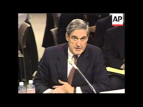FBI chief gives evidence at Sept 11 hearing