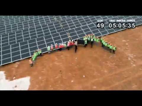General Solar | 50 GÜNDE 7.8 MW GES