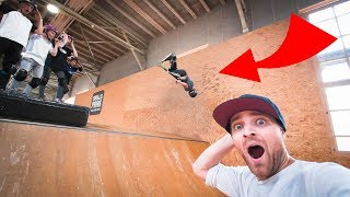 HE\'S 11 YEARS OLD AND LANDS MY DREAM TRICK !