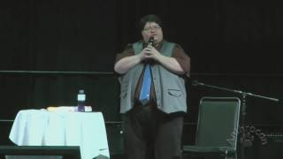 Comedy of Pandez, Alkali Bizmuth And Uncle Kage - Anthrocon 2017