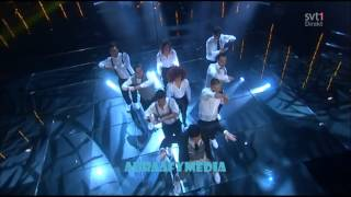 Eric Saade Medley - Melodifestivalen 2012 Final thumbnail