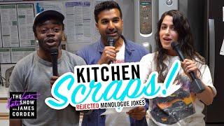 Kitchen Scraps! Writers Perform Rejected Monologue Jokes