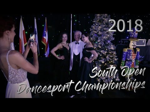 South Open Dancesport Championships 2018 I Orlando, FL I Promo