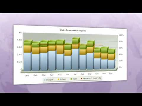 Three minute video tour of FusionCharts.flv