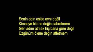 Gülben Ergen & Oğuzhan Koç-Aşkla Aynı Değil Lyrics