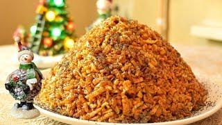 Торт Муравейник по семейному старинному рецепту Мамины рецепты