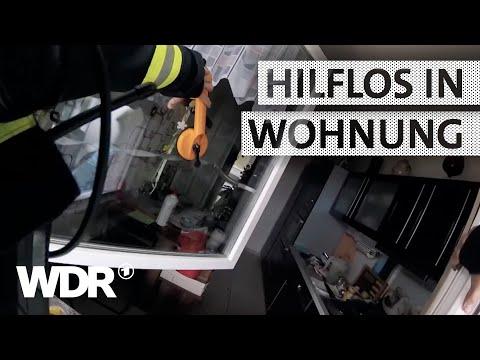 Feuer & Flamme | Rettungseinsatz: Vermisste Person in verschlossener Wohnung | WDR