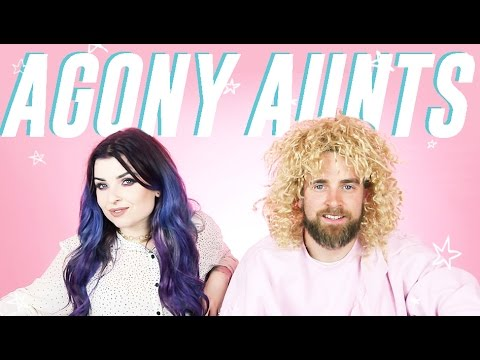 AGONY AUNTS  Relationship Advice Q&A