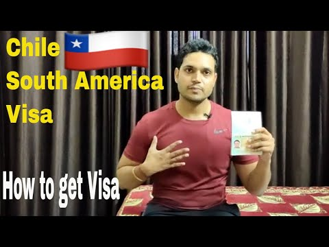 Chile South America Visa Process In Detail #timetotravel #chile #Chile Visa