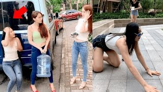 Funny Videos 2019 - People doing stupid things Part 27