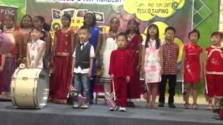 YAMAHA MUSIC TAIPING 呈献的 55 周年国庆日欢庆节目 31.08.2012(星期五)7:30PM