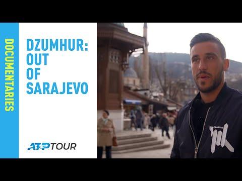 Born Into War, Dzumhur's Inspirational Journey To ATP Titlist