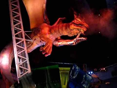 West Edmonton Mall IMAX Thearte Dragon ★★★★★