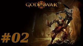 Der Gott des Meeres, Poseidon 💀 God of War 3 Remastered German HD Lets Play 02