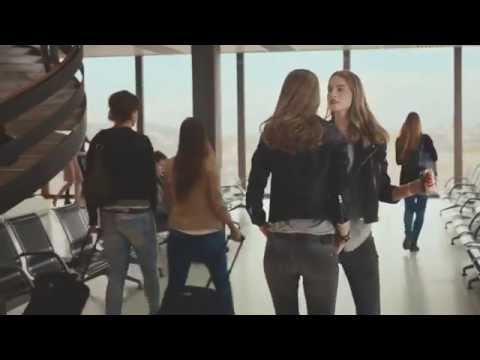 Twins Diet Coke Regret Nothing 2015 Tv Ad Aurore Morisse Alice