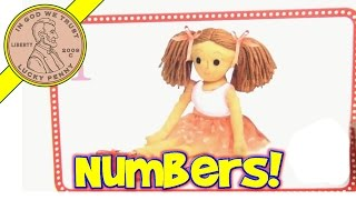 Video 2 - DK Numbers And Counting Touch And Feel Flash Picture Cards