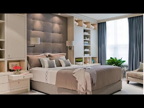 100+ Most Beautiful Beds Designs And Bedroom Interior Ideas - Master Bedroom Ideas