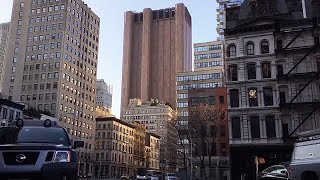 Windowless Skyscraper Can Withstand a Nuclear Blast
