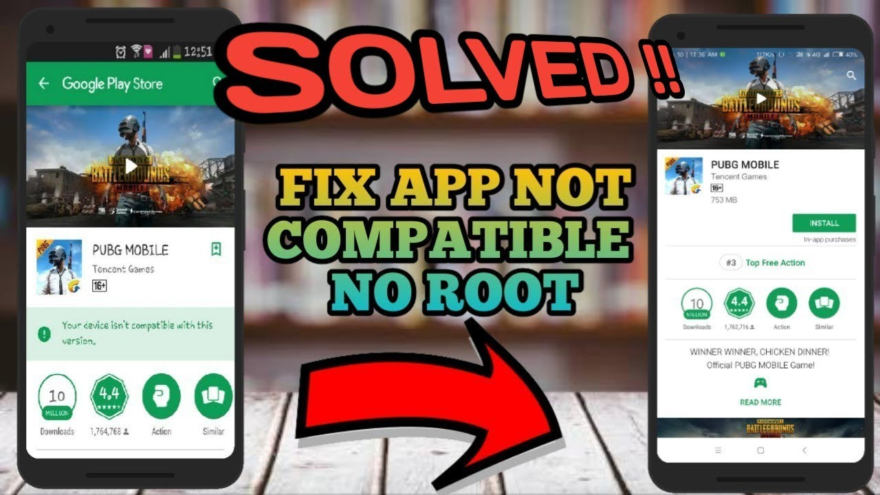 how to install incompatible apps from android market for unsupported  devices(2019) | No Root