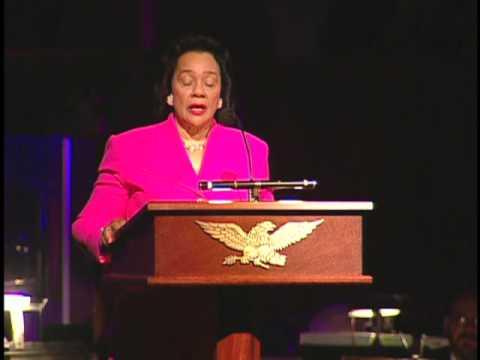 Coretta Scott King 1999 Symposium