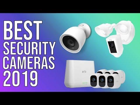 Best Security Cameras of 2019 - Top 5 Best Outdoor & Indoor Security Camera 2019