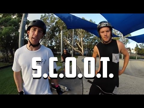 Dakota Schuetz VS Ryan Williams | Game of SCOOT Official © 2016