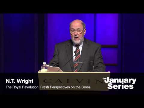 N.T.  Wright - The Royal Revolution: Fresh Perspectives on t