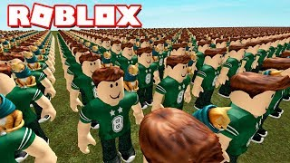 MY OWN EXERCISE OF CLONES IN ROBLOX