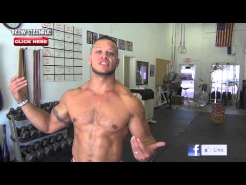 Thumbnail: Kettlebells Don't Build Muscle?