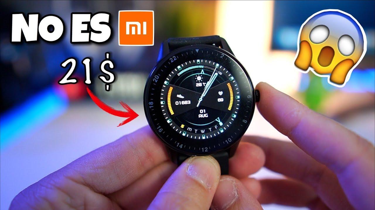 Xiaomi NO TIENE un Smartwatch MEJOR a este precio