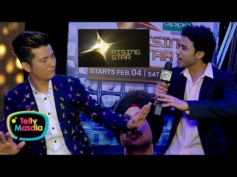 Raghav Juyal & Meiyang Chang - Exclusive Interview | Rising Star SHOW LAUNCH