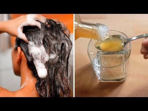 How To Make Your Own Natural Herbal Shampoo