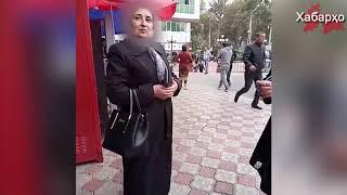Куляб: рейды за хиджаб