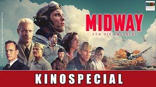 Midway: Für die Freiheit - Special: Ed Skrein (u.a. Game of Thrones) über echte Emotionen am Set!