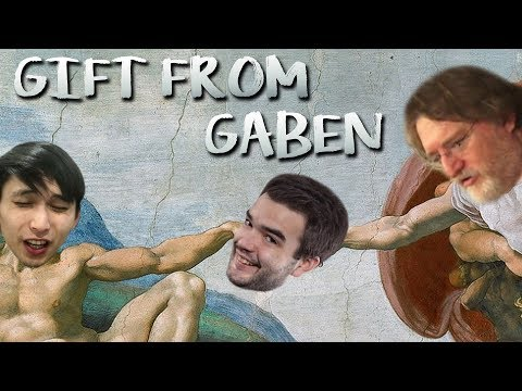 A GIFT FROM GABEN (feat. n0tail, Synderen, Yapzor, Iceberg) - SingSing Dota 2 Highlights #1103