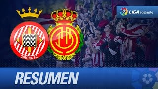 Resumen de Girona FC (0-0) RCD Mallorca - HD