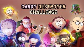 Candy Destroyer Challenge #2 | South Park Phone Destroyer