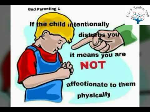 effects of poor parenting