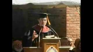 1. Stephen Colbert 2006 Knox Commencement Address